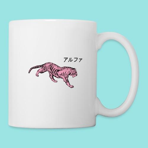 design2 - Mug blanc