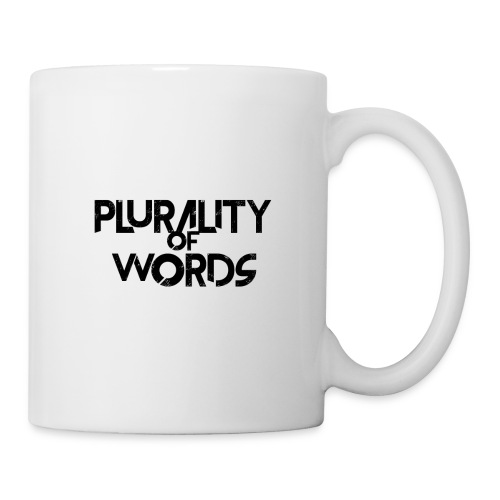Plurality of Words Merchandise - Mug