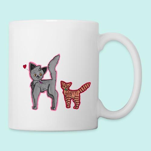 cat and kitten - Muki