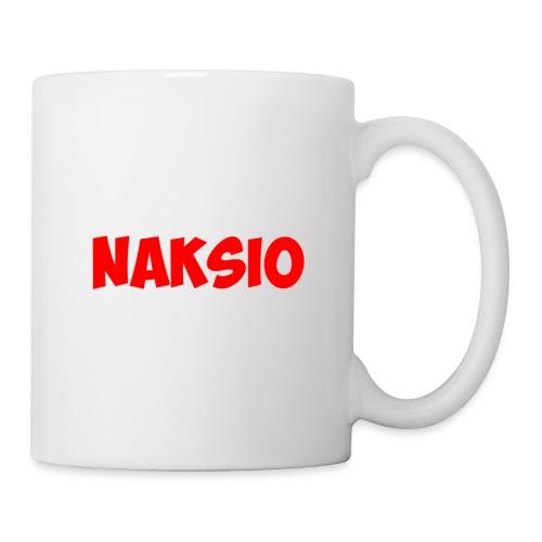 T-shirt NAKSIO - Mug blanc