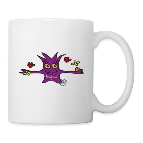 Hug me Monsters - Every little monster needs a hug - Mug
