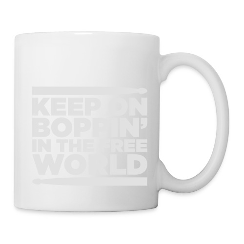 Keep on Boppin' - Mug