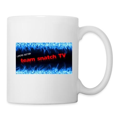 team snatch - Mug blanc