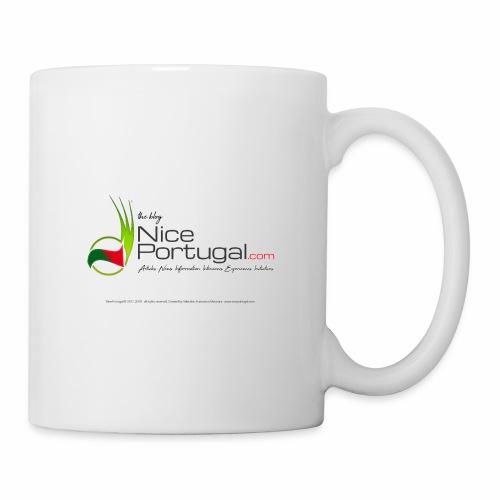 NicePortugal.com Logo - Tazza