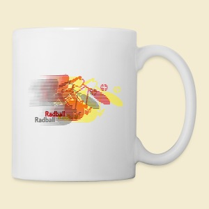 Radball | Earthquake Germany - Tasse
