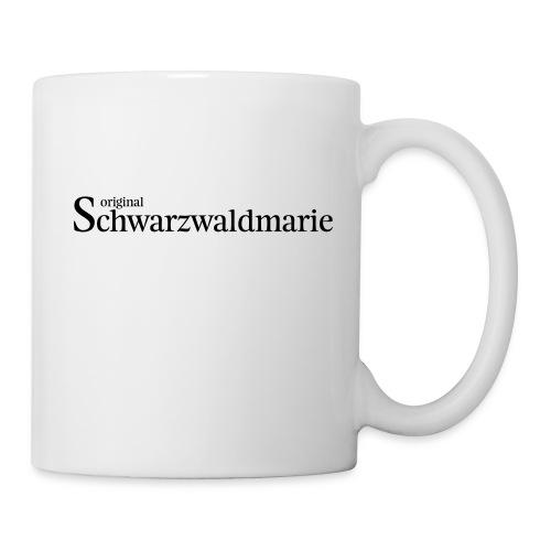 Schwarzwaldmarie - Tasse
