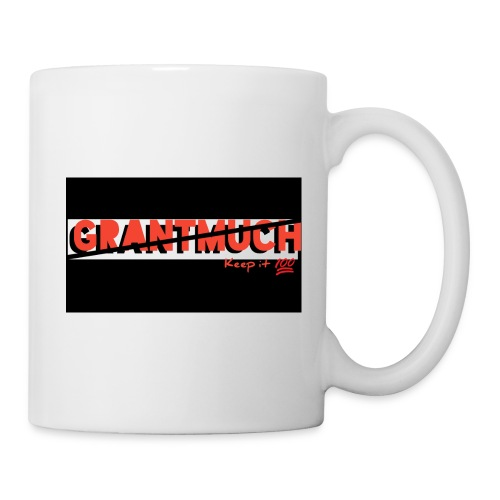 GrantMuchMerch - Mug
