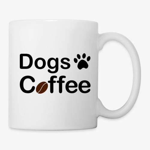 Hundar & Kaffe - Mugg