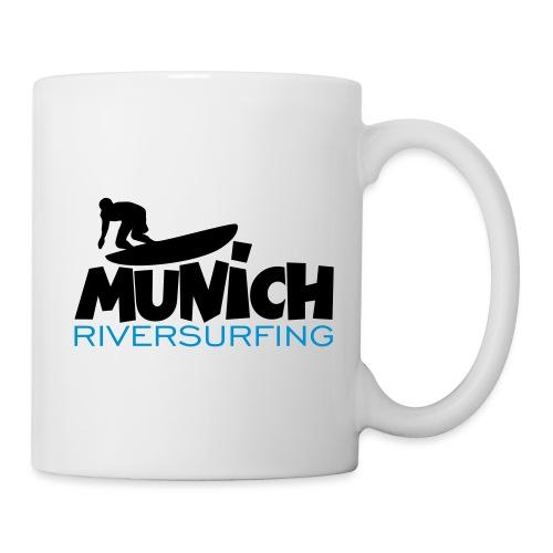 Munich Riversurfing München Surfer - Tasse