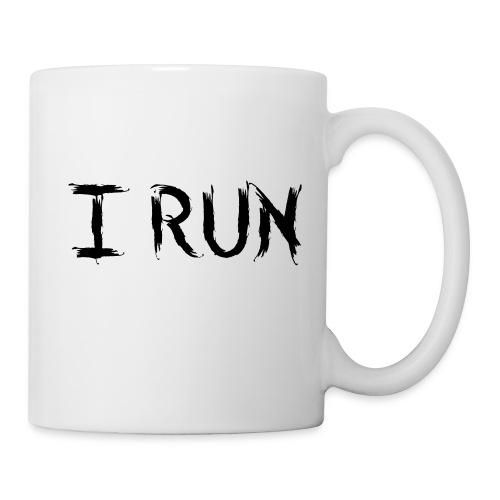 I Run - Tasse