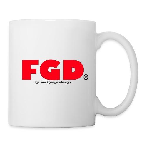 FGD - Mug blanc