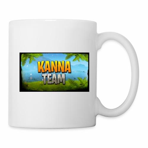 Logo Kanna_Team - Mug blanc