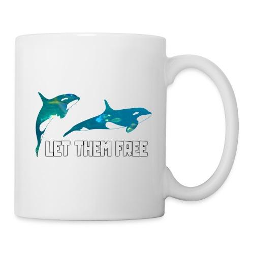 Let Them Free - Mug blanc