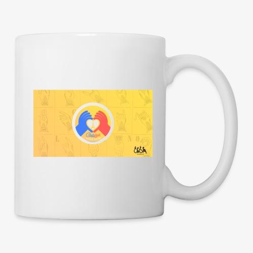 CodaLove 2019 Alphabet - Mug blanc