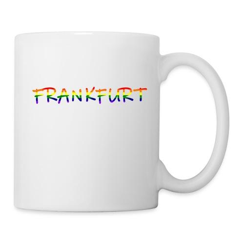 Frankfurt Rainbow #1 - Tasse
