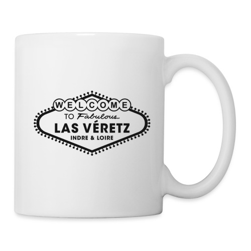 welcome to Las veretz - Mug blanc