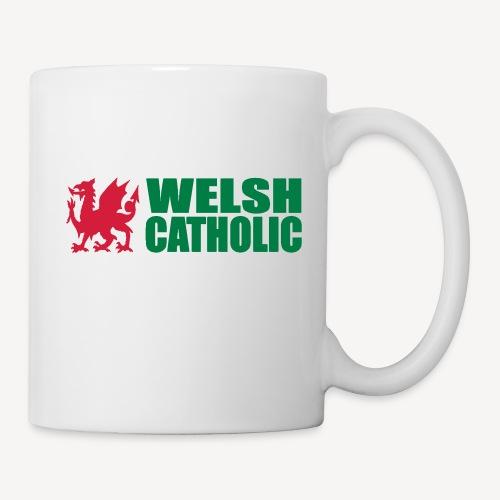 WELSH CATHOLIC - Mug
