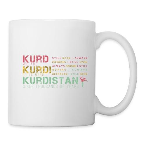 Still Here Kurdistan Kurdistan - Mug