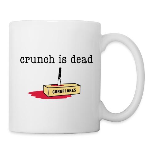 Crunch is dead - Tasse