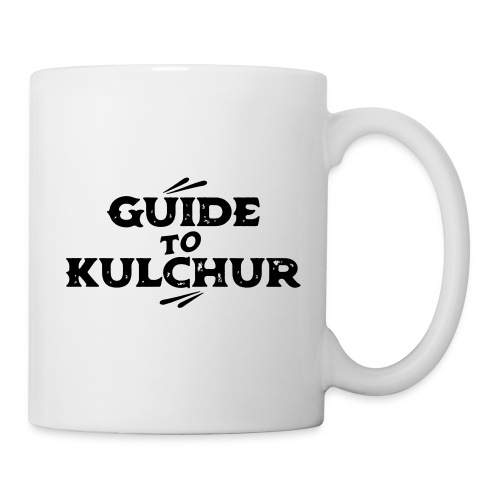 Guide to Kulchur - Mug