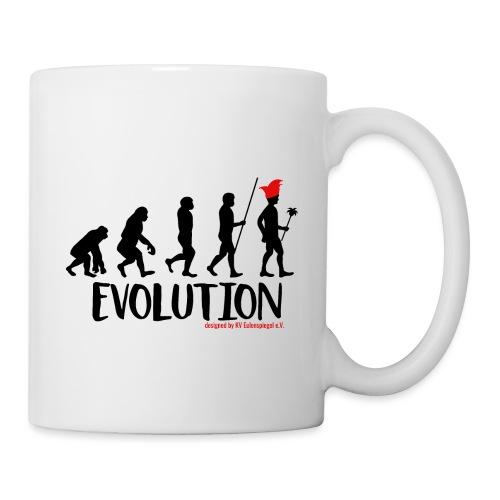 Die Evolution - Tasse