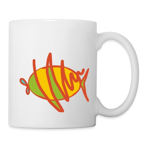 fish - Tasse