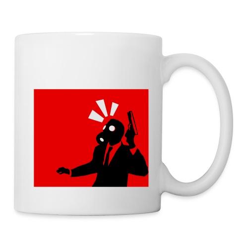 Gasmask - Mug