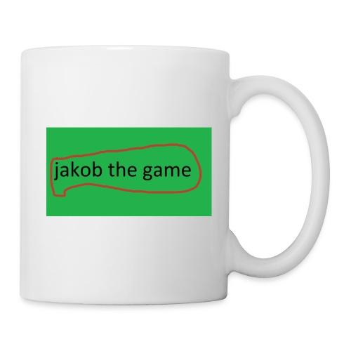 jakobthegame - Kop/krus
