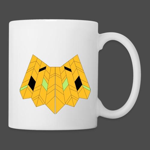 Owl Colour Redraw - Mug
