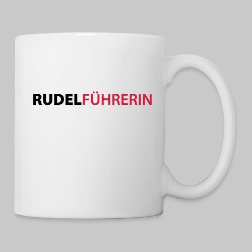 Rudelführerin - Tasse