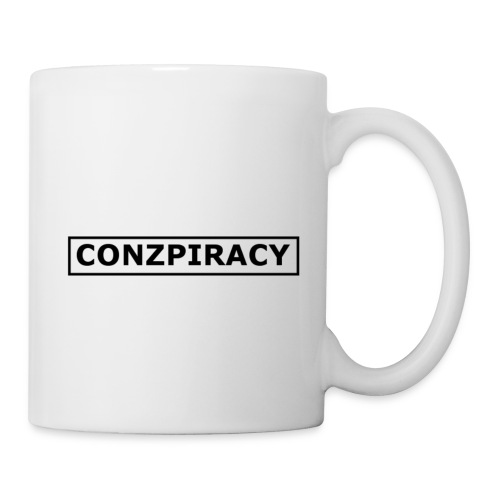 CONZPIRACY wording - Mug