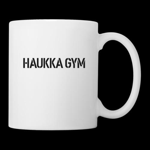 HAUKKA GYM text - Muki