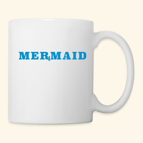 Mermaid logo - Mugg