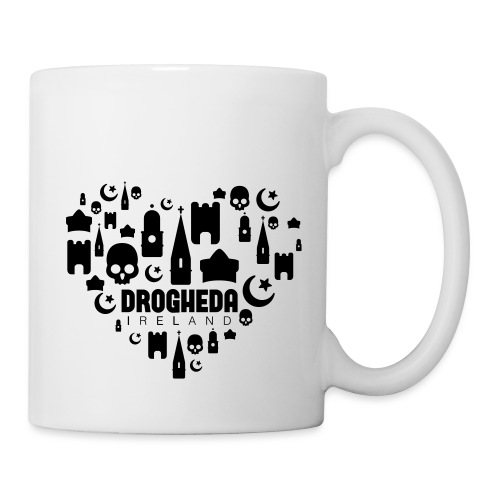 Drogheda Black - Mug