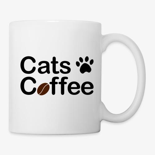 Katter & Kaffe - Mugg