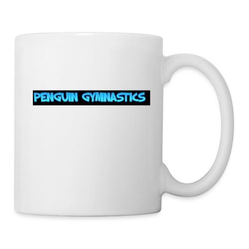 The penguin gymnastics - Mug
