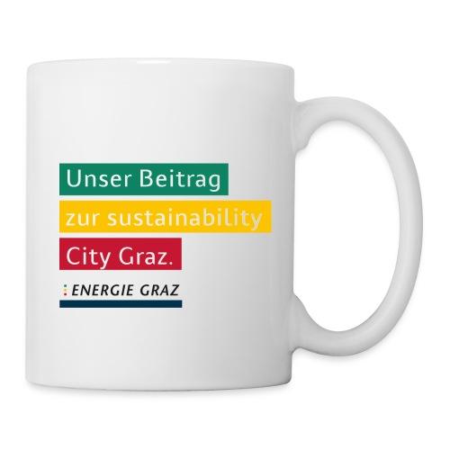 Energie Graz Vision - Tasse