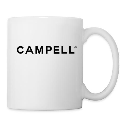campell_schriftzug - Tasse