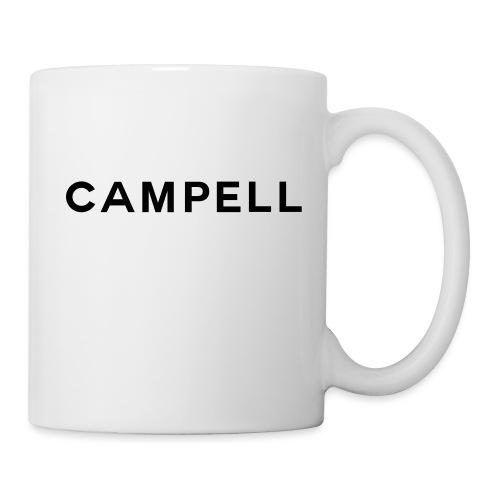 campell schriftzug2 - Tasse
