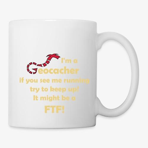 FTF-Jäger - Tasse