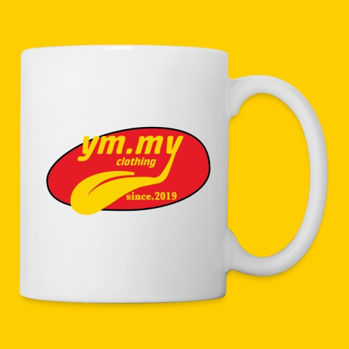 YM.MY clothing LOGO - Mug