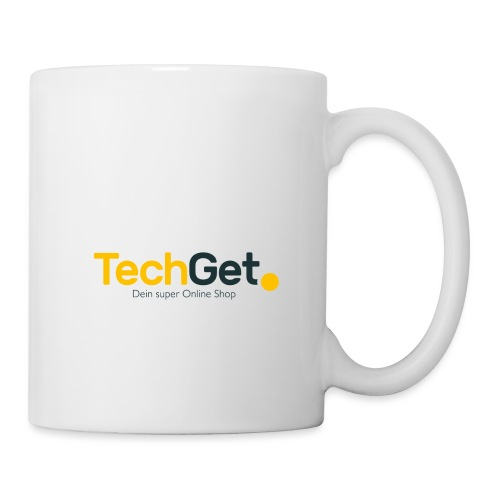 TechGet Marken Logo - Tasse