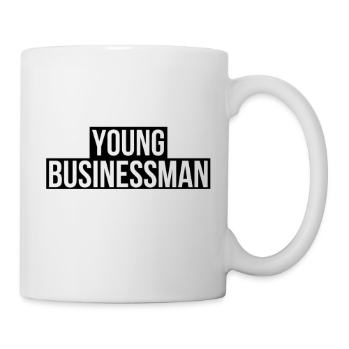 YOUNG BUSINESSMAN - Mug blanc