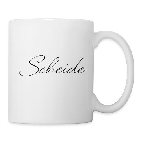 Scheide - Tasse