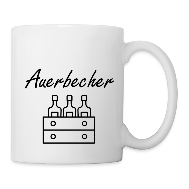 Auerbecher - Tasse