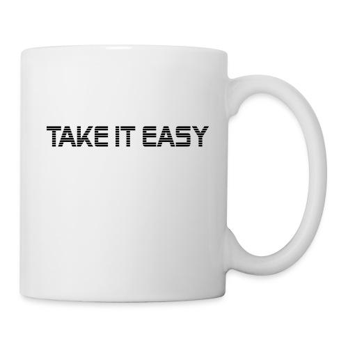 Take it easy - Tasse