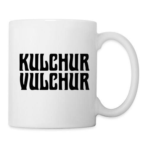 Kulchur Vulchur - Mug