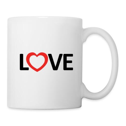 Love - Taza
