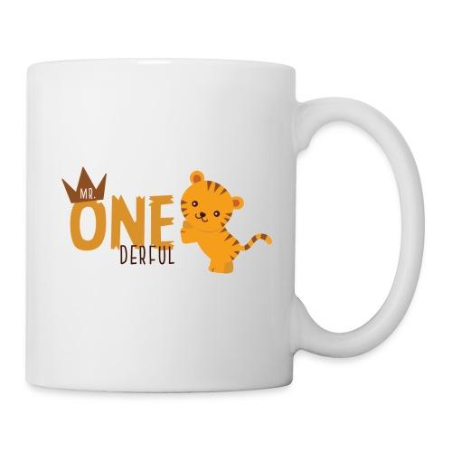 1.Geburtstag Mister ONEderful Krone - Tasse