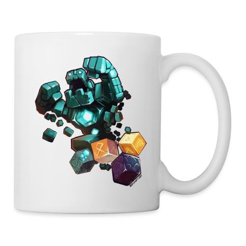 BDcraft Golem - Mug